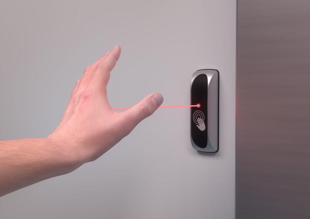 J-Wave hygienic switch