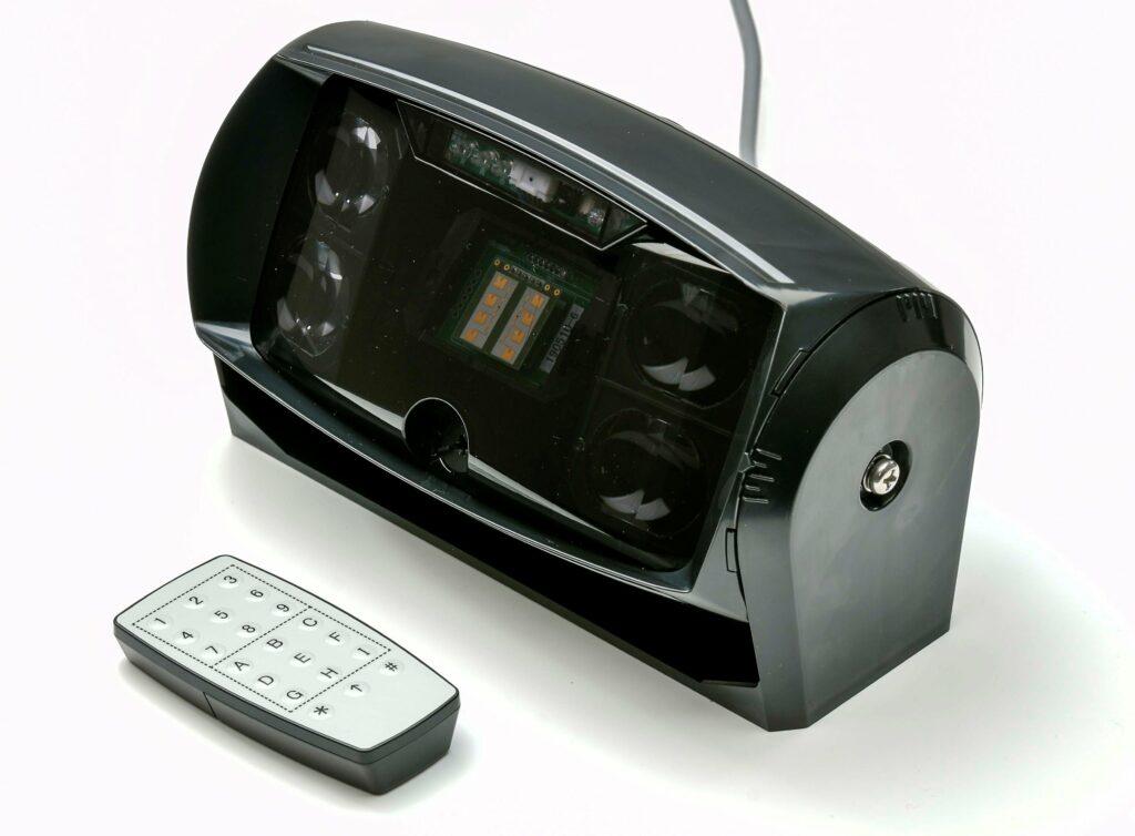 Hotron KABUTO Automatic Industrial Door Activation Sensor with KABUTO-RC Remote Control